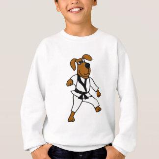 Agasalho XX- cão de filhote de cachorro das artes marciais