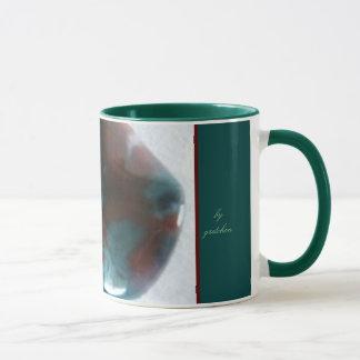 Ágata da caneca da cerceta e do café & do chá da