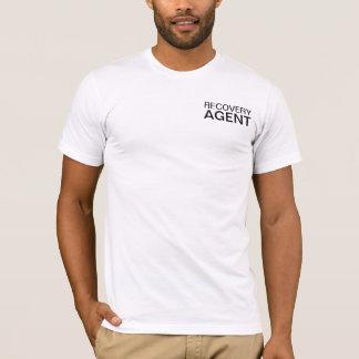 Agente da recuperação camisetas