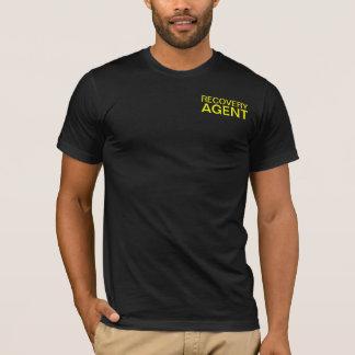 Agente da recuperação t-shirts