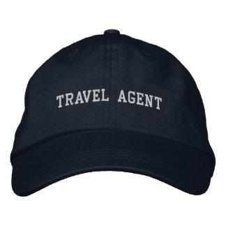 Agente de viagens boné