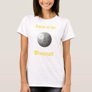 Agente do Wisecraft! T-shirts