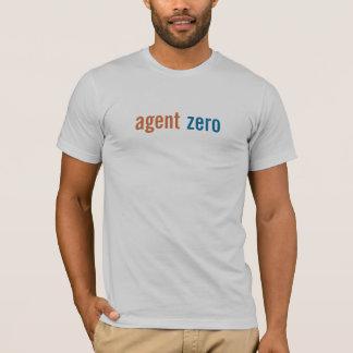 agente zero tshirt