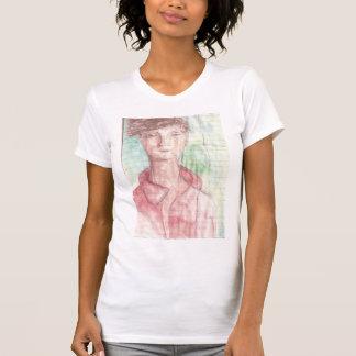 Aguarela intitulado tshirts