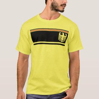 Águia do alemão do estilo do vintage camisetas