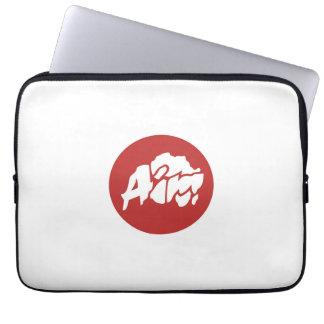 """AIM 13"""" a bolsa de laptop Capas Para Computadores"""