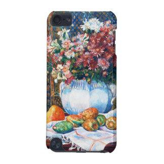 Ainda vida com flores e as peras espinhosas Renoir Capa Para iPod Touch 5G