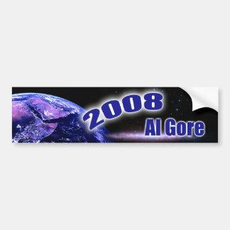 Al Gore 2008 Adesivo