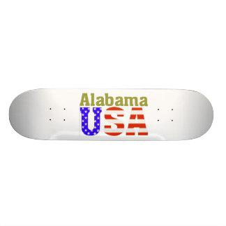 Alabama EUA! Skate