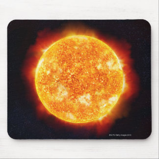 Alargamentos solares mouse pad