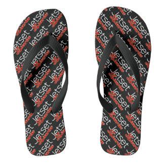 Alcaçuz > chinelos de Jetset