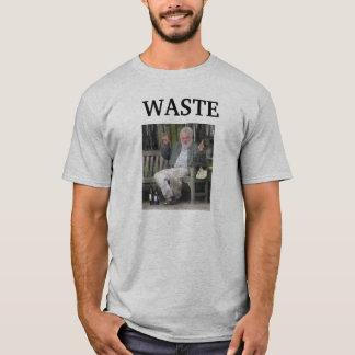 alcy, DESPERDÍCIO Camisetas