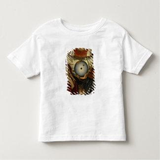 Alegoria da cristandade t-shirts