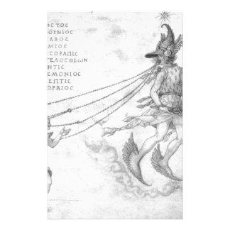 Alegoria da eloquência por Albrecht Durer Papelaria