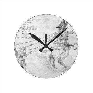Alegoria da eloquência por Albrecht Durer Relógios Para Paredes
