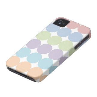 Alegria Pastel Capas Para iPhone 4 Case-Mate
