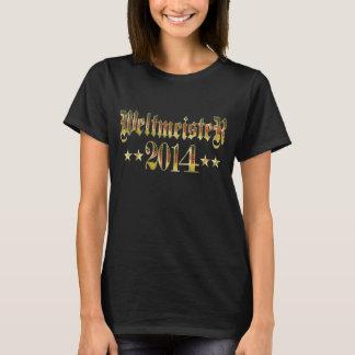 Alemanha 2014 de Weltmeister Tshirts