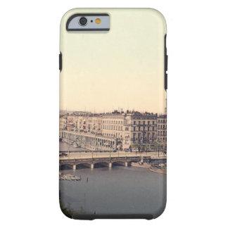 Alemanha Alster Alemanha de Hamburgo Alsterarkaden Capa Tough Para iPhone 6