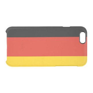 Alemanha Capa Para iPhone 6/6S Clear