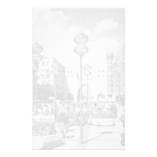 Alemanha Munich Towngate Karistor 1970 Papelaria