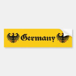 Alemão Eagle Alemanha Adesivo Para Carro