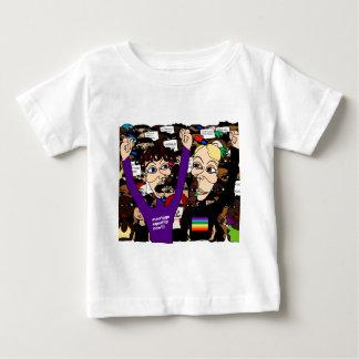 Alex & Fritz @ a reunião T-shirts