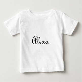 Alexa Camisetas