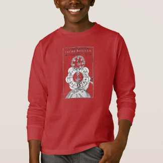 Alfabeto esotérico de Jacob Boehme T-shirt