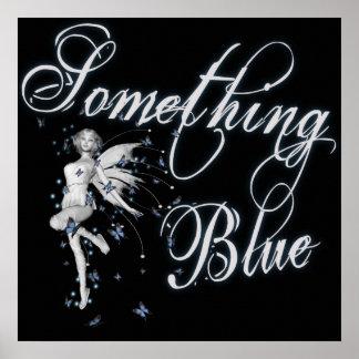 Algo fada azul da borboleta - original posters