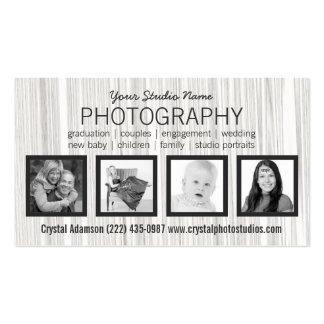 Algumas fotos da profissão quatro modelo cartões de visita