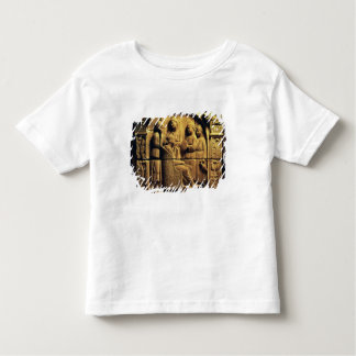 Alivio de Bas de um cabeleireiro, romano Tshirts