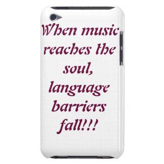 alma música capa iPod Case-Mate