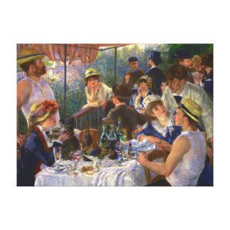 Almoço das belas artes de Renoir do partido do