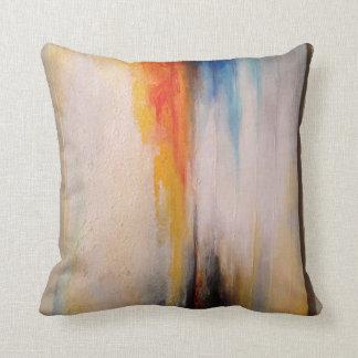 Almofada Abstrato do travesseiro