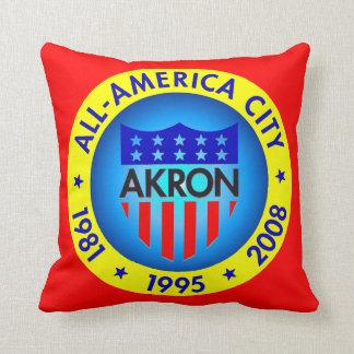 Almofada Akron todo o descanso de lance de América