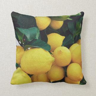 Almofada Árvore de fruta do limão