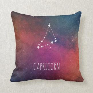 Almofada Astrologia da constelação do Capricórnio