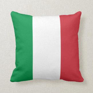 Almofada Bandeira italiana patriótica