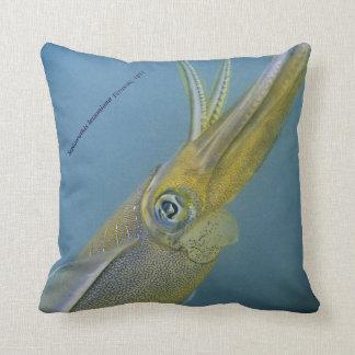 Almofada Calamar do recife de Bigfin, lessoniana de