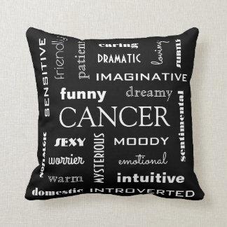 Almofada Cancer astrológico