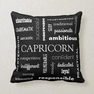 Almofada Capricórnio astrológico