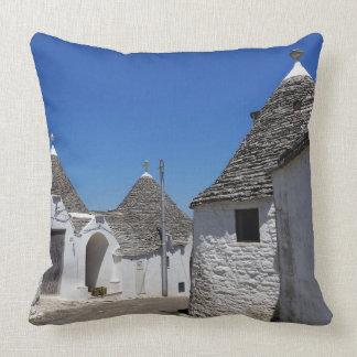 Almofada Casas de Trulli em Alberobello, travesseiro