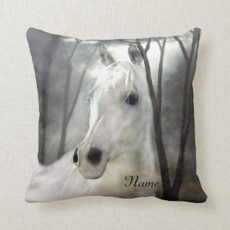 Almofada Cavalo branco