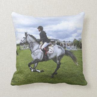 Almofada Cavalo e cavaleiro