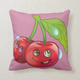 Almofada cereja