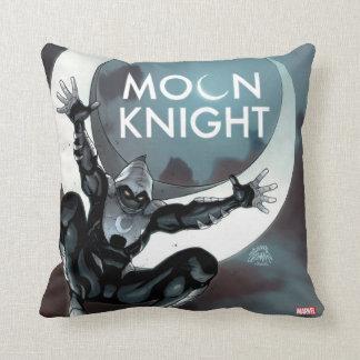 Almofada Cobrir do cavaleiro da lua
