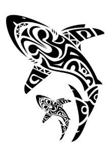 Produtos Para Casa Design Tribal Polinesio Do Tatuagem Zazzle Pt
