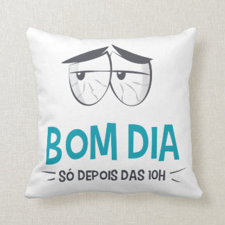 Almofadas divertidas na Zazzle