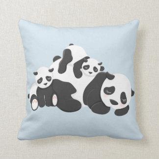 Almofada Cute panda Bears bebé desenho