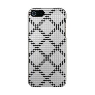 Almofada da xadrez capa incipio feather® shine para iPhone 5